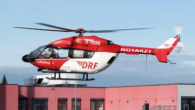D-HDRR - Eurocopter EC 145 - DRF Luftrettung