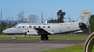 A picture of FAC1270 - Embraer EMB110 Bandeirante -  - © Esteban Cristancho