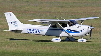 A picture of ZKJQA - Cessna 172S Skyhawk - [172S8703] - © Wal Nelowkin