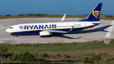 EI-DWP - Boeing 737-8AS - Ryanair