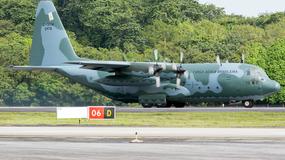 FAB2476 - Lockheed C-130M Hercules - Brazil - Air Force