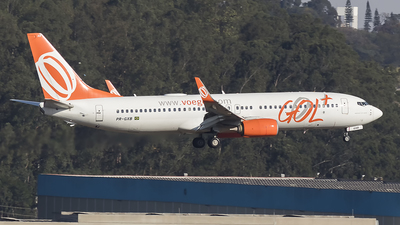 A picture of PRGXB - Boeing 7378EH - GOL Linhas Aereas - © Angelo Madson