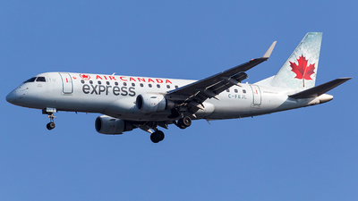 C-FEJL - Embraer 170-200SU - Air Canada Express (Sky Regional Airlines)