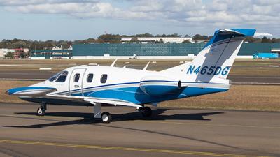 N465DG - Eclipse Aviation Eclipse 550 - Private