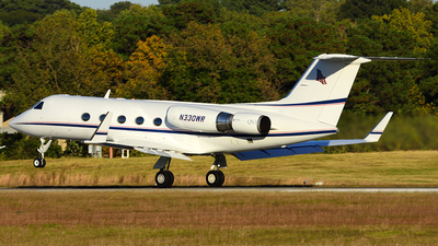 N330WR - Gulfstream G-III - Private