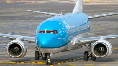 PH-BGH - Boeing 737-7K2 - KLM Royal Dutch Airlines
