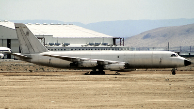 N8493H - Convair CV-880 - Private