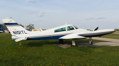 N101TL - Cessna 310K - Private