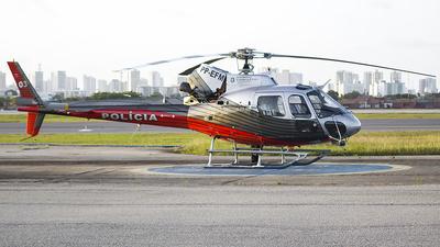 PP-EFM - Eurocopter AS 350B2 Ecureuil - Brazil - CIOPAER Ceará