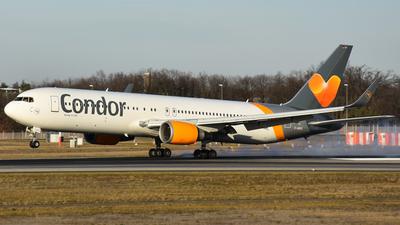 D-ABUO - Boeing 767-3Q8(ER) - Condor