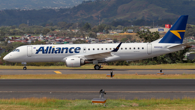 N932QQ - Embraer 190-100IGW - Alliance Airlines