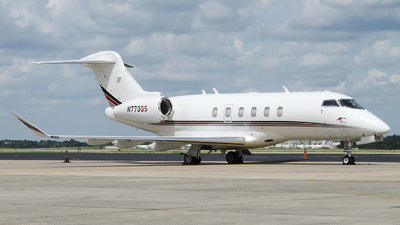 N773QS - Bombardier BD-100-1A10 Challenger 350 - NetJets Aviation