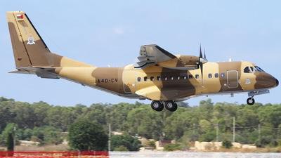 A4O-CV - CASA CN-235M-100 - Oman - Police