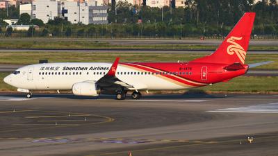 B-1476 - Boeing 737-87L - Shenzhen Airlines