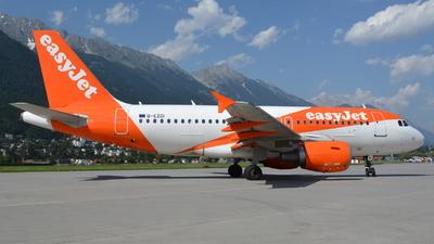 G-EZDI - Airbus A319-111 - easyJet