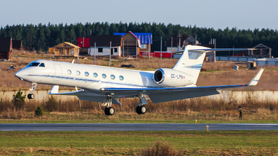 OE-LPN - Gulfstream G-V(SP) - Private