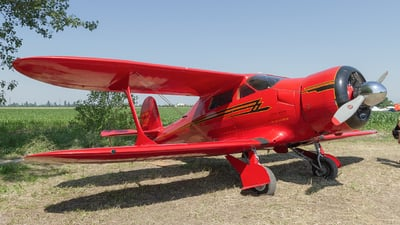 NC16S - Beechcraft D17S Staggerwing - Private