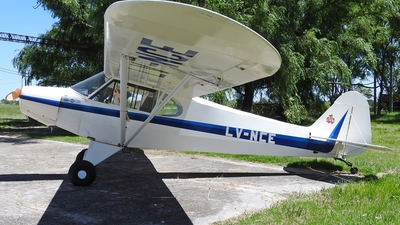 LV-NCE - Piper PA-11-90 Cub Special - Private