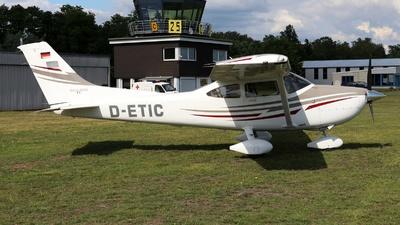 D-ETIC - Cessna T182T Turbo Skylane - Private