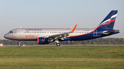 A picture of VPBKP - Airbus A320214 - Aeroflot - © BizavMen