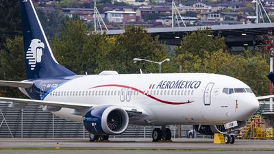 XA-CCM - Boeing 737-8 MAX - Aeromexico