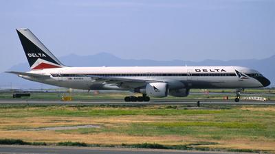 N684DA - Boeing 757-232 - Delta Air Lines