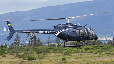 HC-CVK - Bell 505 Jet Ranger X - Private