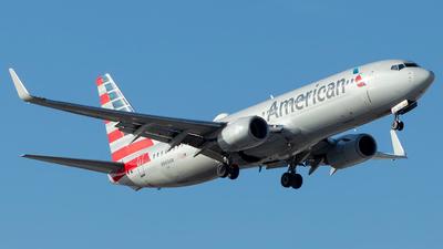 N969AN - Boeing 737-823 - American Airlines