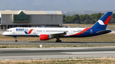 VQ-BQA - Boeing 757-2Q8 - Azur Air