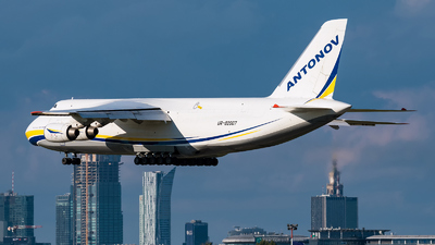UR-82007 - Antonov An-124-100 Ruslan - Antonov Airlines