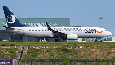 B-1360 - Boeing 737-85N - Shandong Airlines