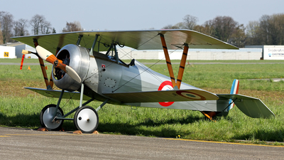 N2262G - Nieuport 24 - Private