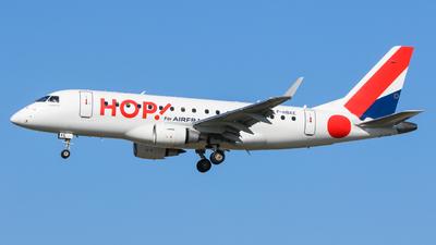 F-HBXE - Embraer 170-100STD - HOP! for Air France