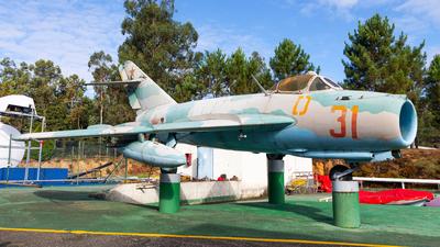 31 - Mikoyan-Gurevich MiG-17 Fresco - Private