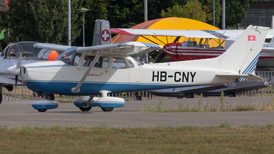 A picture of HBCNY - Cessna F172N Skyhawk - [1721681] - © Alex