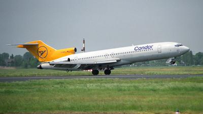D-ABKL - Boeing 727-230(Adv) - Condor