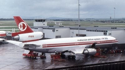 N108WA - McDonnell Douglas DC-10-30(CF) - Malaysian Airline System (MAS) (World Airways)