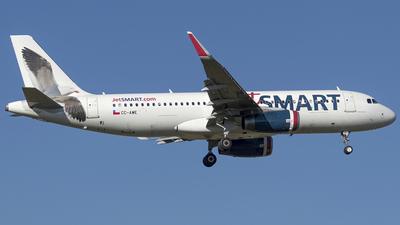 CC-AWE - Airbus A320-232 - JetSmart