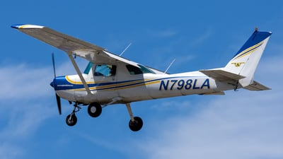 N798LA - Cessna 152 - Private