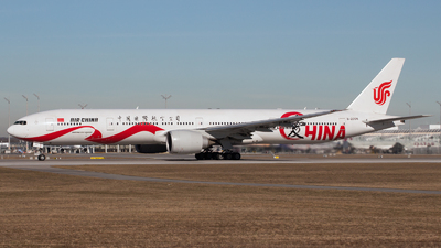 B-2006 - Boeing 777-39PER - Air China