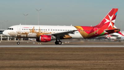 9H-AEO - Airbus A320-214 - Air Malta