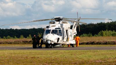 RN-01 - NH Industries NH-90NFH - Belgium - Army