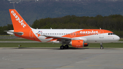 OE-LQK - Airbus A319-111 - easyJet Europe