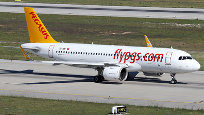 A picture of TCNBI - Airbus A320251N - Pegasus Airlines - © Firat Cimenli