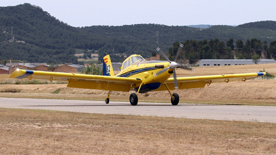 EC-LHJ - Air Tractor AT-802 - Avialsa