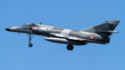 10 - Dassault Super Étendard - France - Navy