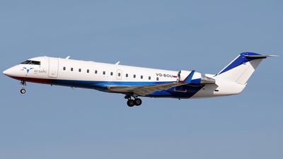 VQ-BOU - Bombardier CRJ-200ER - Ak Bars Aero