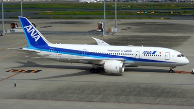 JA803A - Boeing 787-8 Dreamliner - All Nippon Airways (Air Japan)
