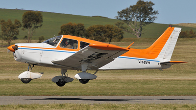 VH-SVH - Piper PA-28-140 Cherokee Cruiser - Private