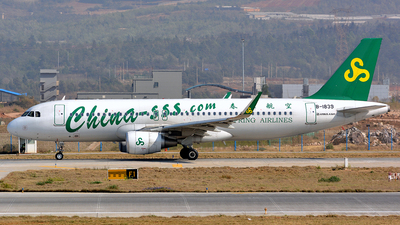 B-1839 - Airbus A320-214 - Spring Airlines